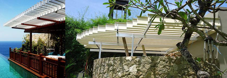 Desain Kanopi Rumah yang Indah
